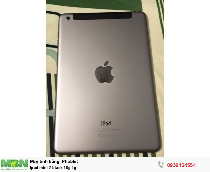 Ipad mini 2 black 16g 4g1