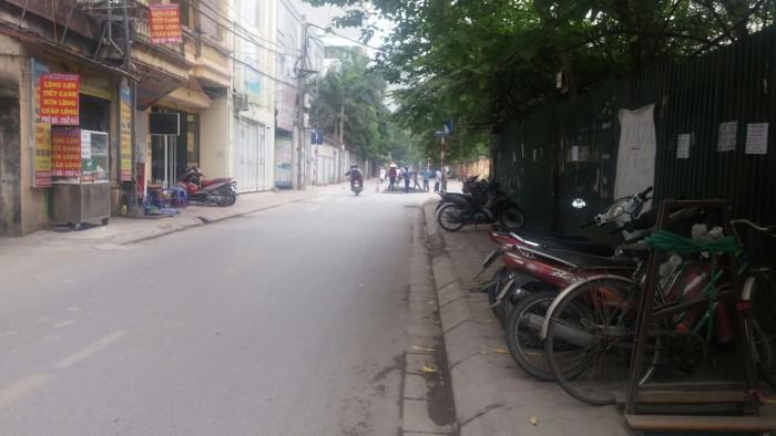 Bán nhà mặt đường Trung Văn 98m2 mặt tiền 6m