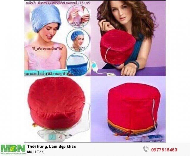 Mũ Ủ Tóc