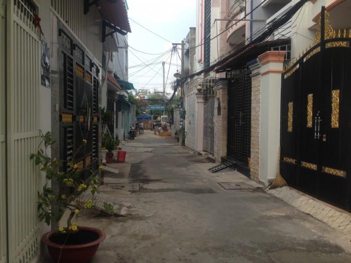 Cần bán gấp nhà 1/ đường B3 Tây Thạnh,Tân Phú.