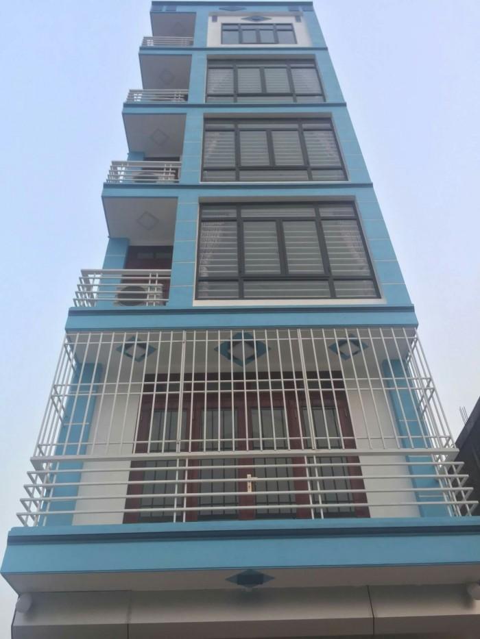 Bán nhà 2 mặt thoáng cực đẹp, có thang máy tại hà trì-hà đông(58m2-6T-7PN)