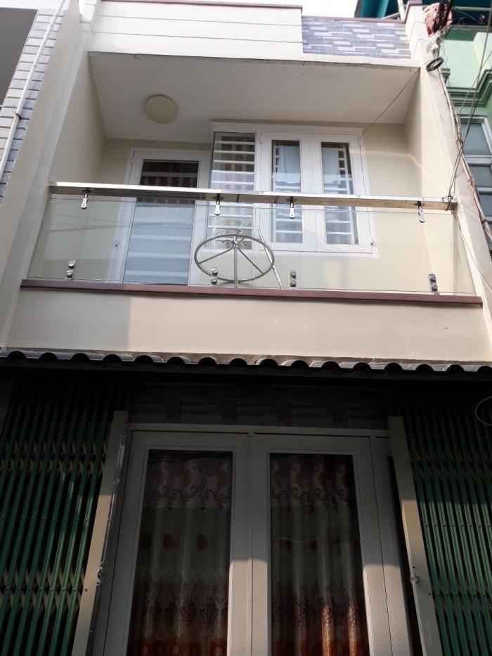 Bán nhà đường số 2 , Gò Vấp hcm