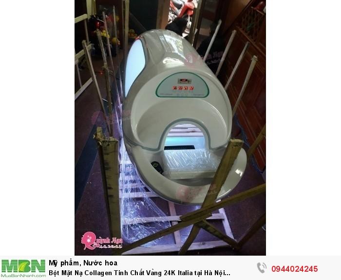 Máy tắm phi thuyền của  Quỳnh Nga shop đã được nhiều spa tin dùng12