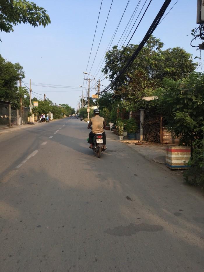 3400m2 đất đường Quy Đức, huyện Bình Chánh