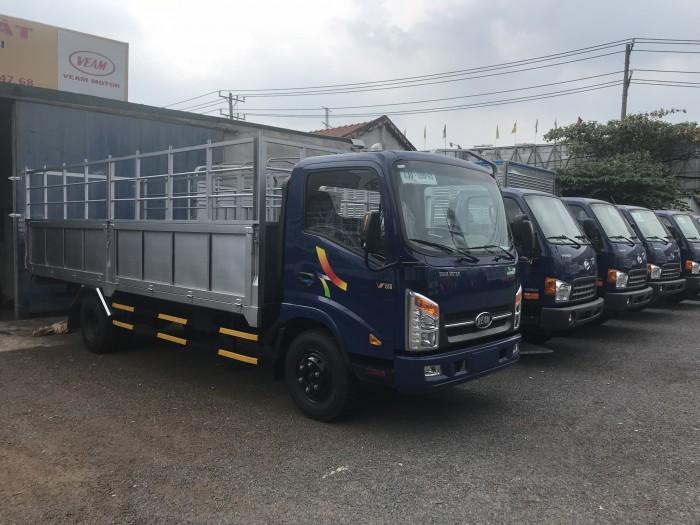 Xe tải Veam vt260 chất lượng, giá rẻ, thủ tục nhanh gọn