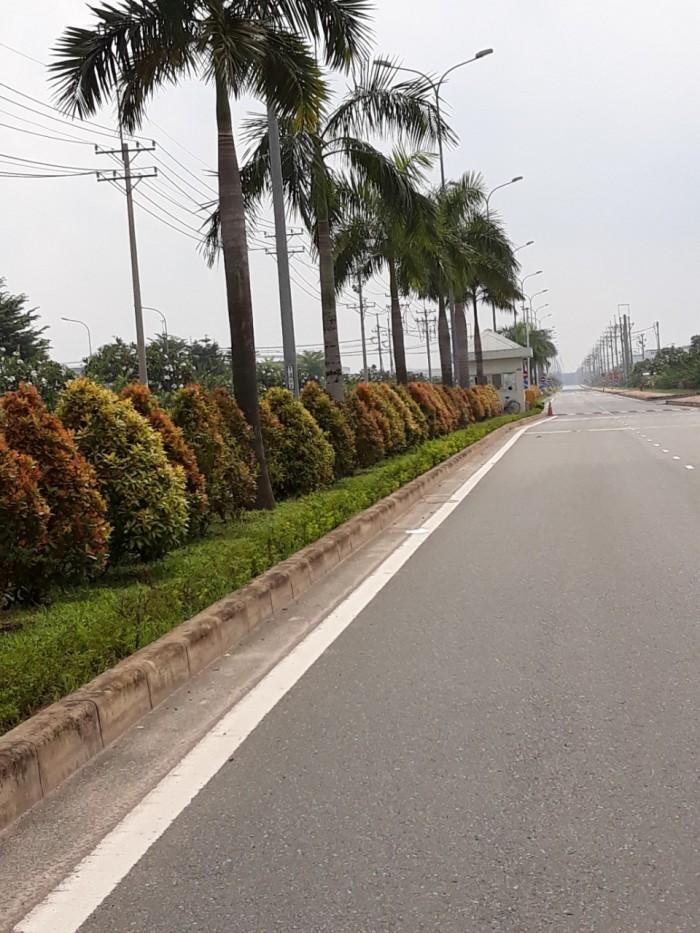 Bán đất thổ cư mặt tiền đường  KCN Long Đức, TT Long Thành, Đồng Nai