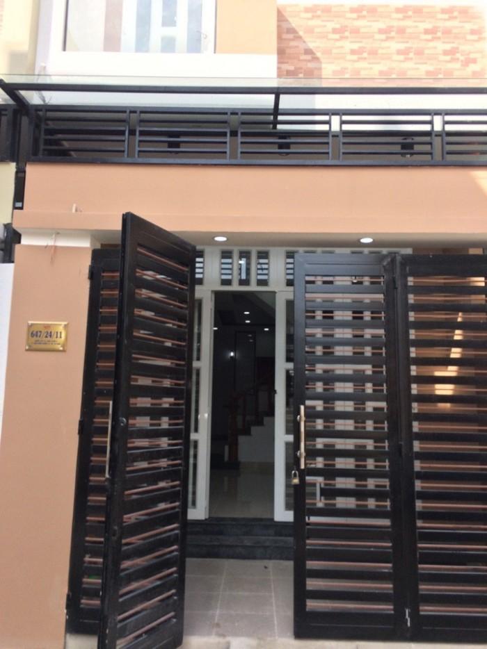 Bán nhà sổ riêng gần ngã 4 Bình Triệu, 3,1 tỷ bao sang tên
