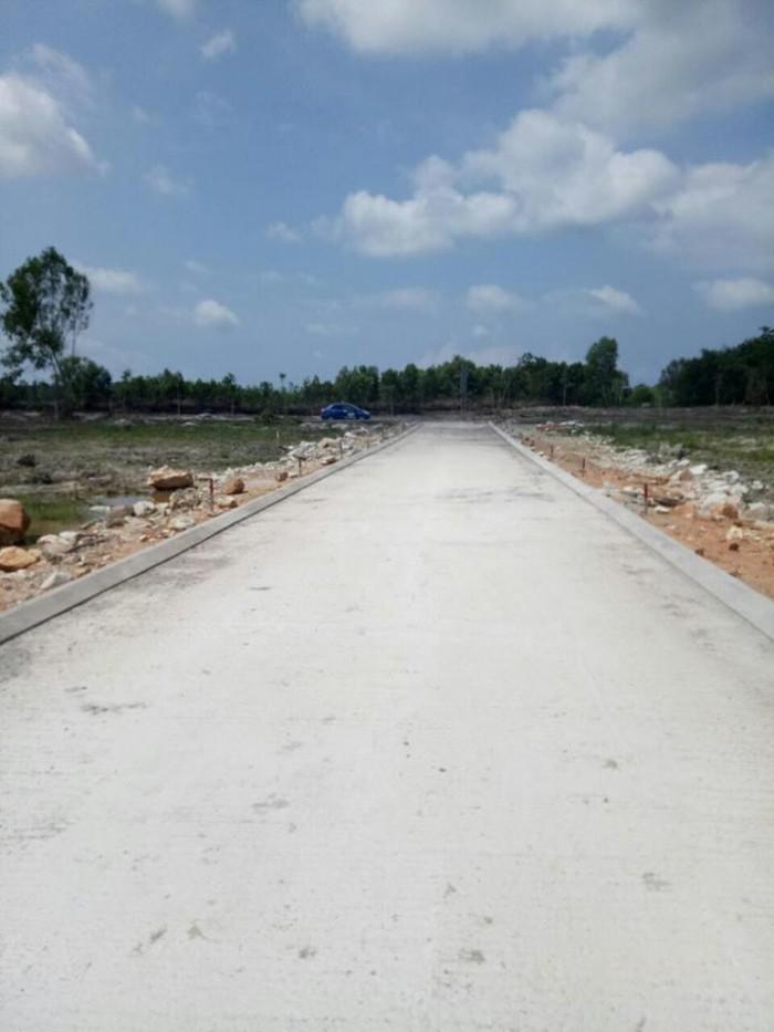 Bán đất nền ấp 3 xã Cửa Cạn, sổ hồng riêng, quy hoạch đất ở ONT