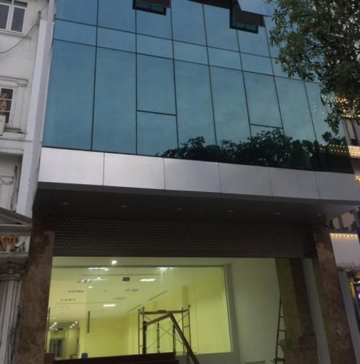 Bán tòa nhà 160m2x9 tầng,MT 6.6m mặt phố Nguyễn Xiển, giá 43 tỷ