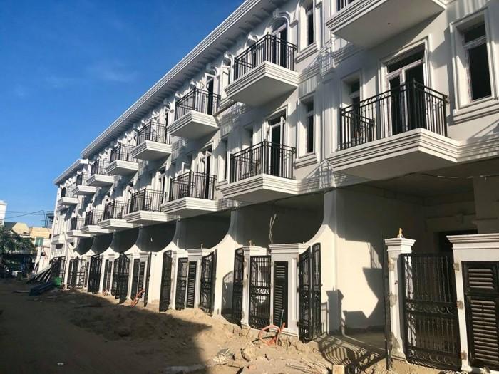 Nhà phố liền kề Phú Gia Compound giữa trung tâm thành phố