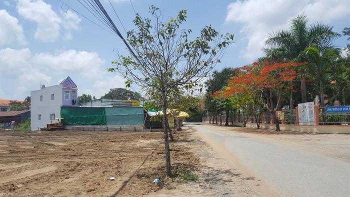 Cần Bán Đất Huyện Bình Chánh, View đẹp đường Đinh Đức Thiện, SHR,XDTD