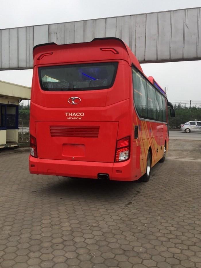 Chuyên bán xe khách THACO TB85S 29 - 34 - 39 chỗ (Bầu hơi), xe thaco 2019
