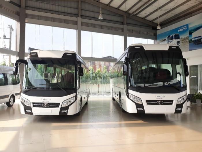 Chuyên bán xe khách THACO TB85S 29 - 34 chỗ (Bầu hơi), xe thaco 2020 3