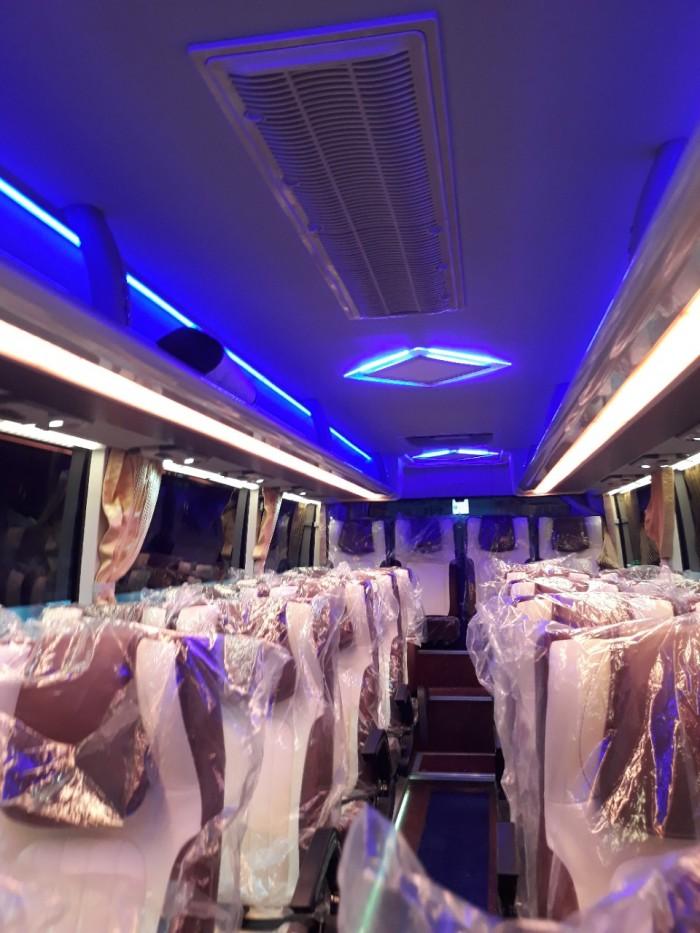 Chuyên bán xe khách THACO TB85S 29 - 34 chỗ (Bầu hơi), xe thaco 2020 4