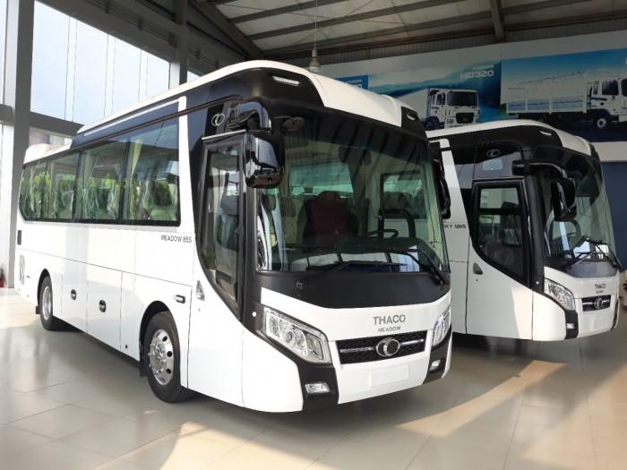 Chuyên bán xe khách THACO TB85S 29 - 34 chỗ (Bầu hơi), xe thaco 2020 5