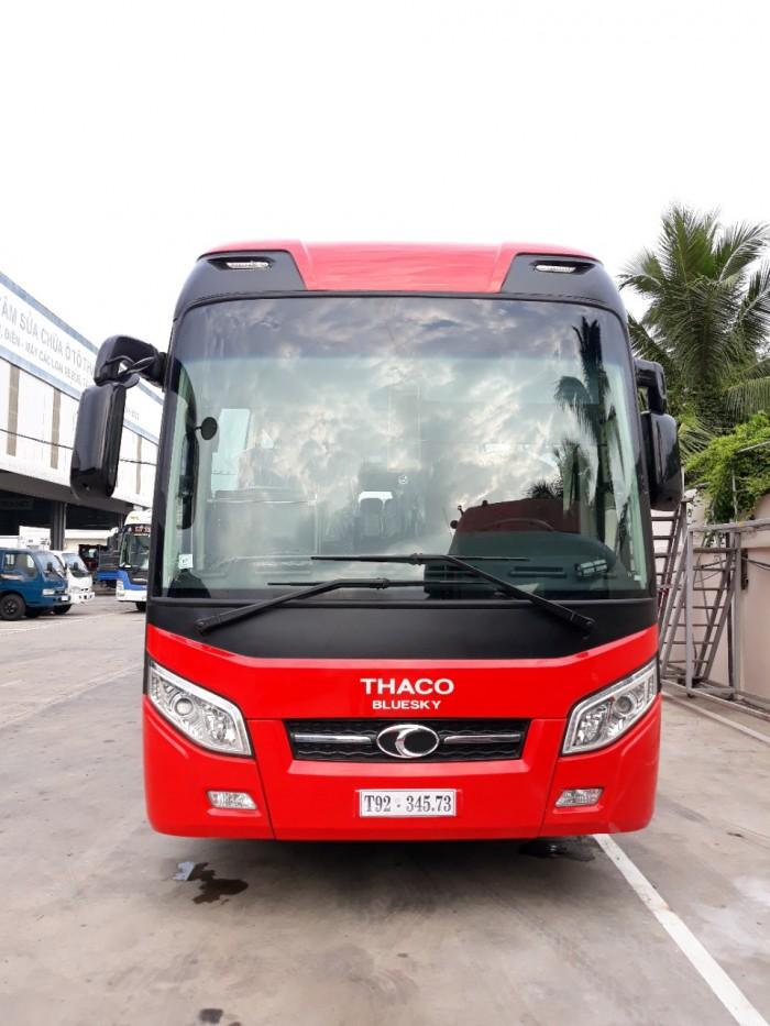 Chuyên bán xe khách THACO TB85S 29 - 34 chỗ (Bầu hơi), xe thaco 2020 6