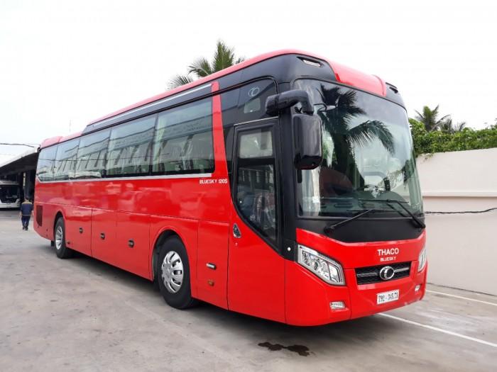 Chuyên bán xe khách THACO TB85S 29 - 34 chỗ (Bầu hơi), xe thaco 2020 7