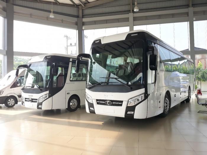 Chuyên bán xe khách THACO TB85S 29 - 34 chỗ (Bầu hơi), xe thaco 2020 8