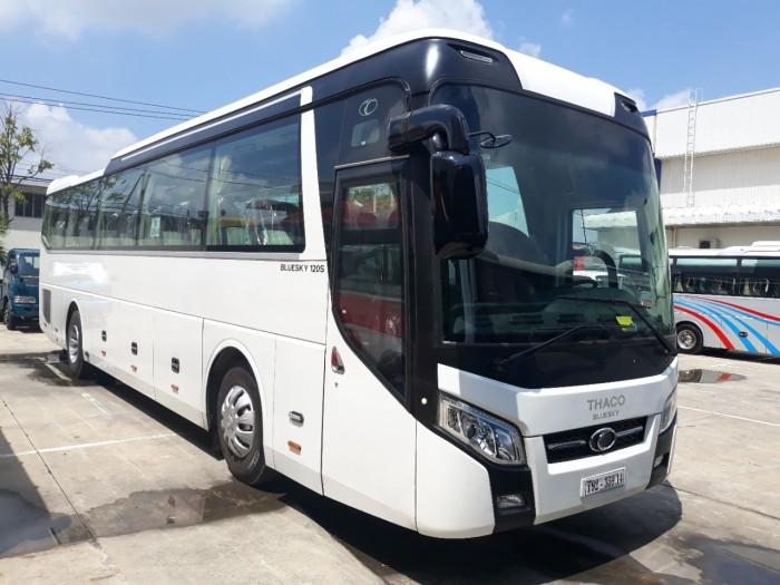 Chuyên bán xe khách THACO TB85S 29 - 34 chỗ (Bầu hơi), xe thaco 2020 9