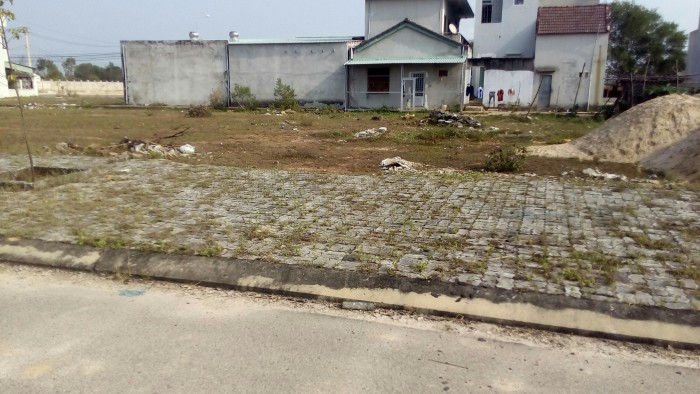 2 lô trong khu dân cư, trước trường Cảnh Sát Nhân Dân, Bình Nguyên, Thăng Bình