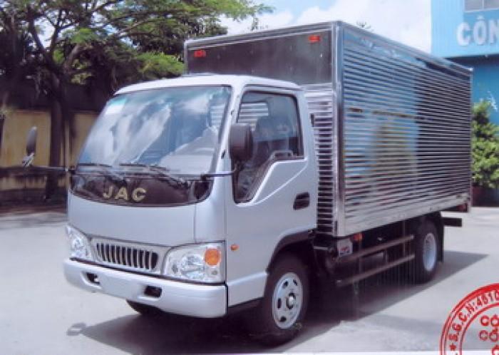 Bán xe tải JAC 1T25 mới giá tốt. Hỗ trợ trả góp 90% xe 0