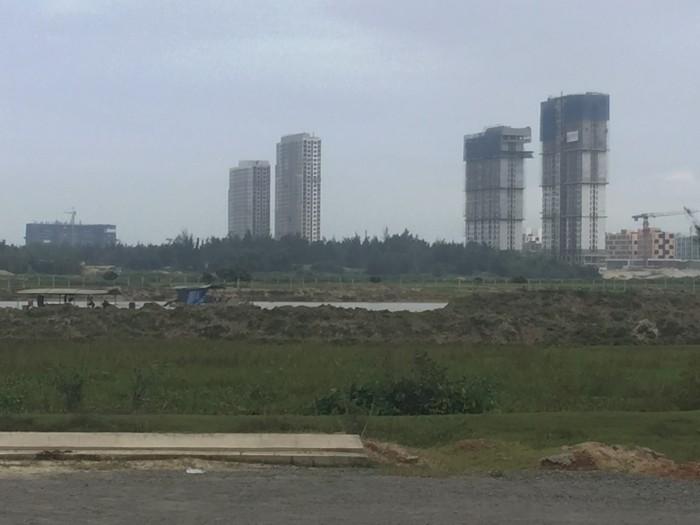 Bán đất biệt thự ven sông ven biển trục đường chính 15m5 lề 6 nối thẳng Cocobay