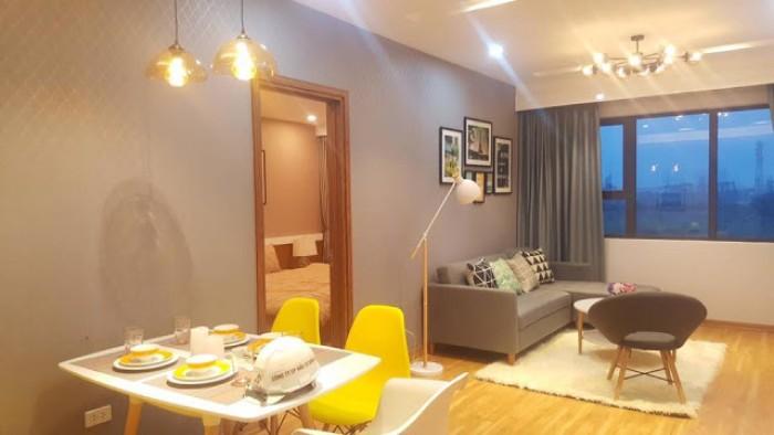 Cần cho thuê chung cư Đồng Phát, 2 phòng ngủ đồ cơ bản