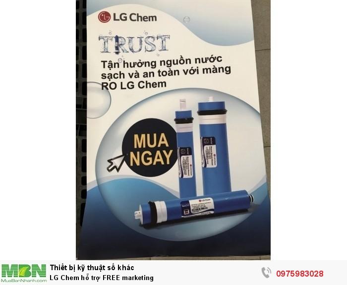 LG Chem hỗ trợ FREE marketing0