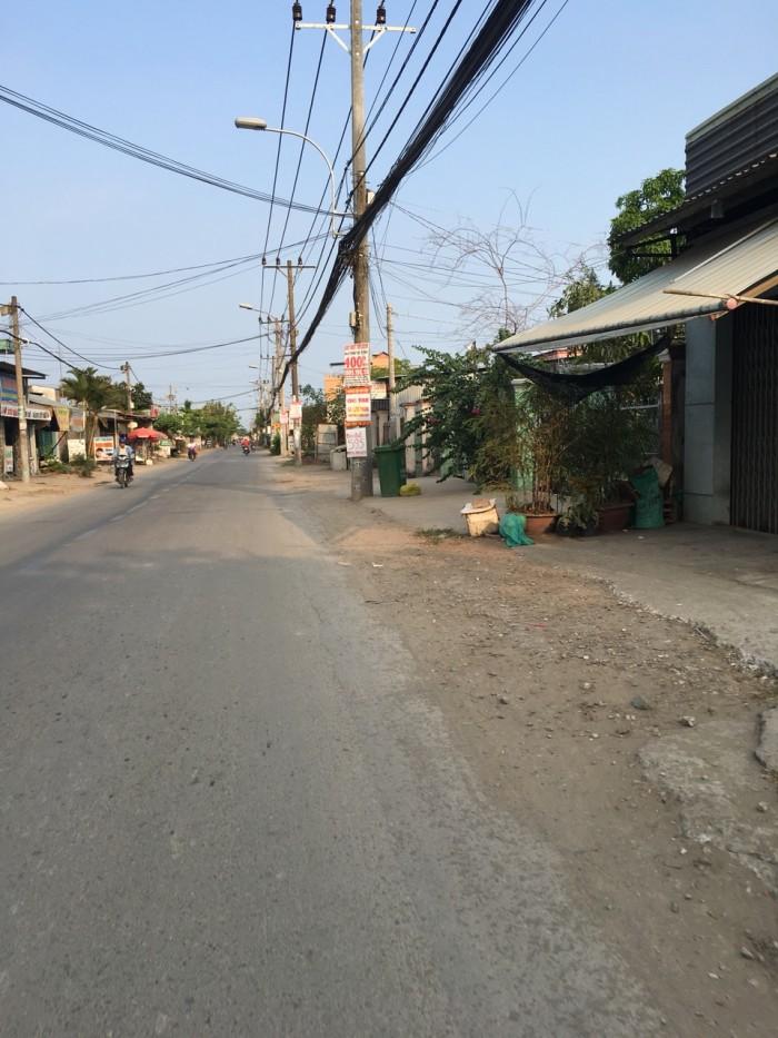 326m2 đất đường Tân Liễu, Bình Chánh