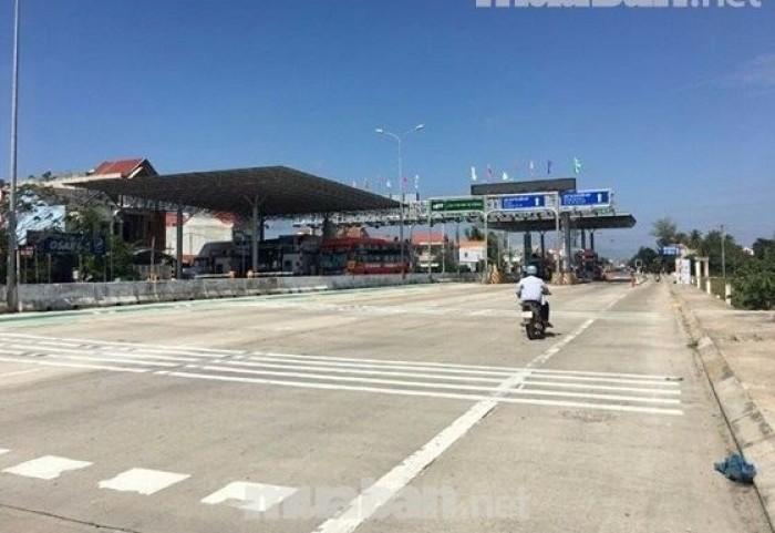 Đất mặt tiền Trần Phú đối diện Quốc Lộ 1A, Điện Bàn , Quảng Nam