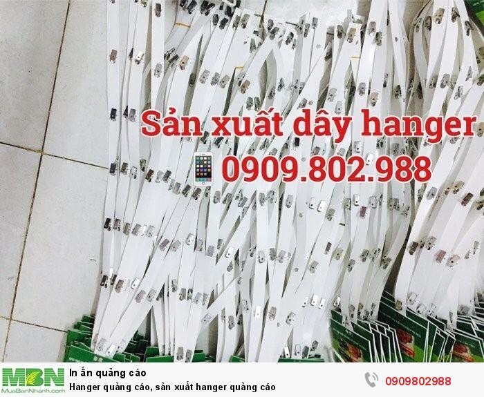 Hanger quảng cáo, sản xuất hanger quảng cáo2