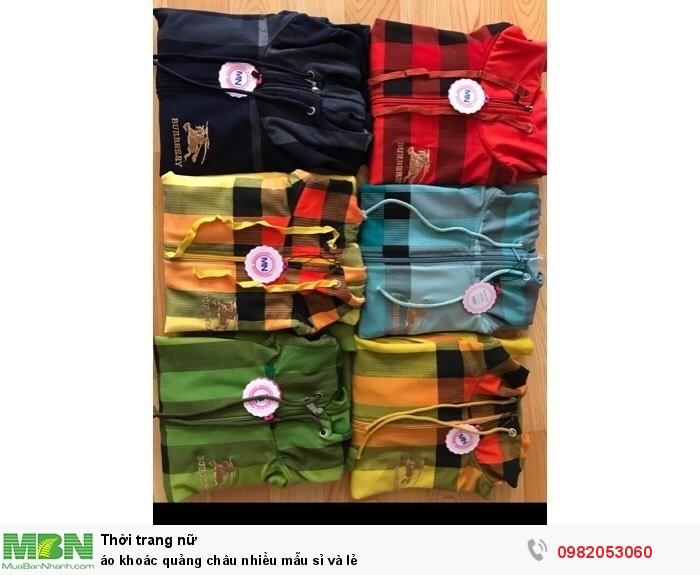 Áo khoác Quảng Châu nhiều mẫu sỉ và lẻ2