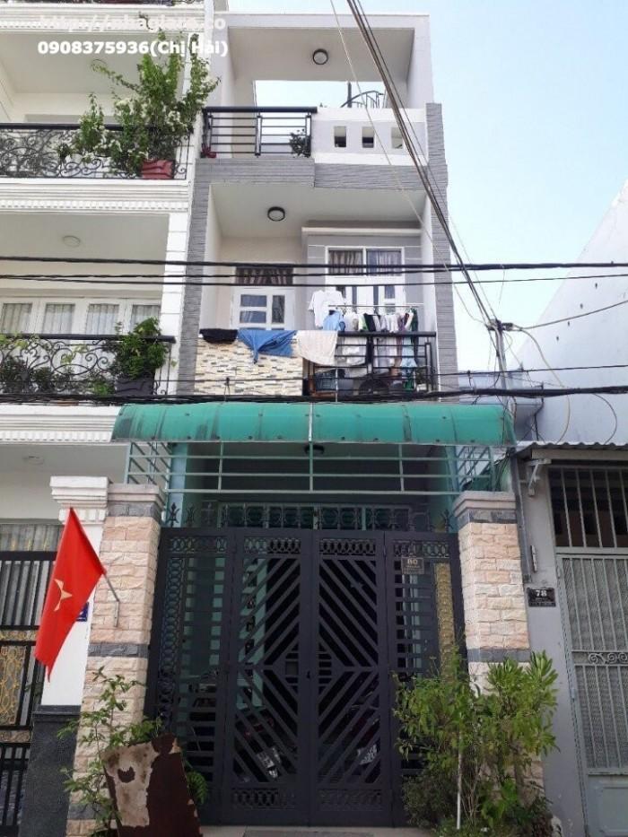Bán nhà hẻm 1806 Huỳnh Tấn Phát, Nhà Bè, Dt 5x20m. Giá 2,75 tỷ  12