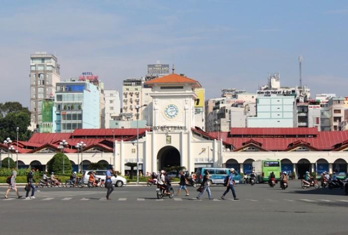 Bán nhà hẻm Phó Đức Chính, p.Nguyễn Thái Bình, Q1 (4x20m, giá 9.1 tỷ)