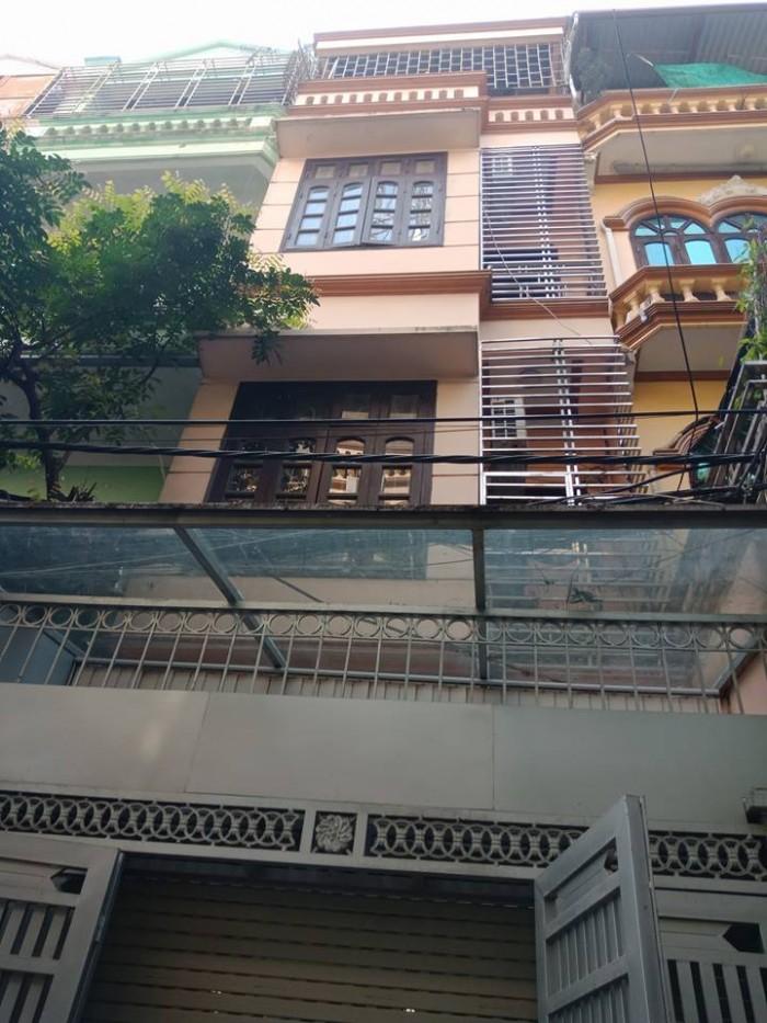 Bán nhà Nguyễn Trãi Thanh Xuân  6 tầng, mặt tiền  5.1m có 3.1 tỷ.