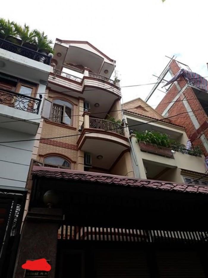 Bán nhà HXH 157 Hồ Văn Huê 1T2LST, Phú Nhuận.