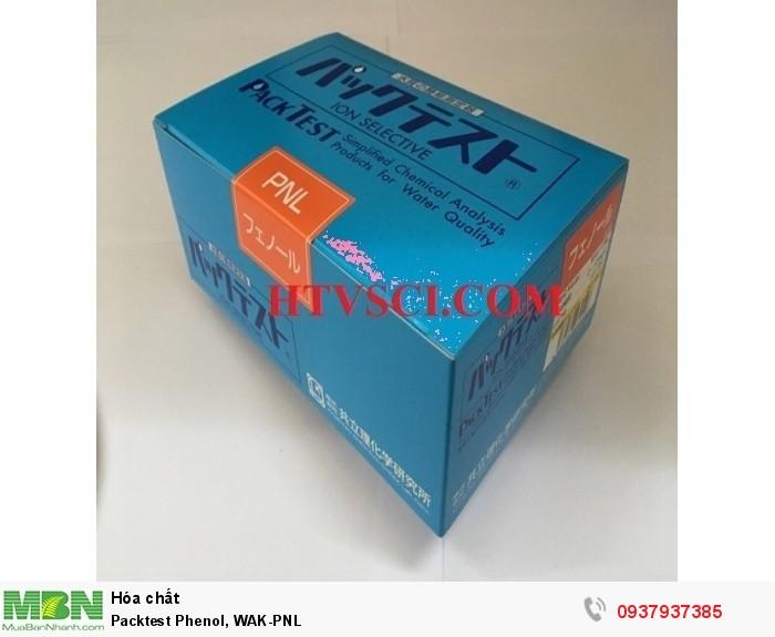 Packtest Phenol, WAK-PNL0
