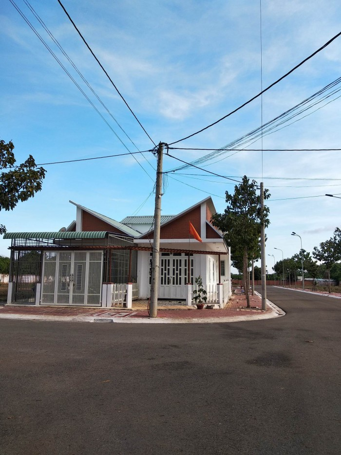 Đất Gia Long villa mini đường Hương Lộ 2, phường Hòa Long, TP Bà Rịa
