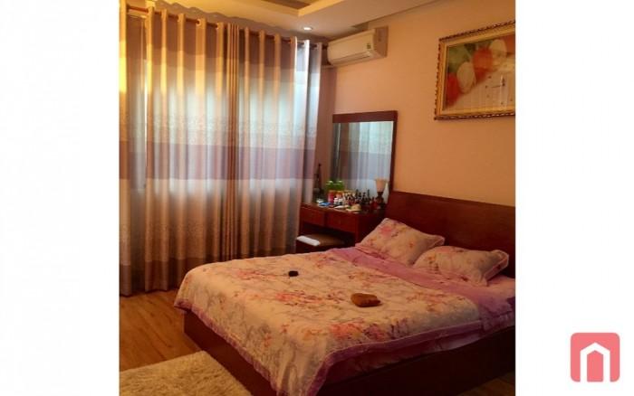 Bán nhà mặt tiền Chu Văn An 1T3L, Bình Thạnh.