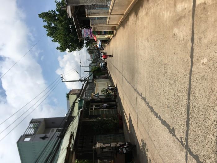 Bán đất hẻm Phùng Khắc Khoan nở hậu 20M