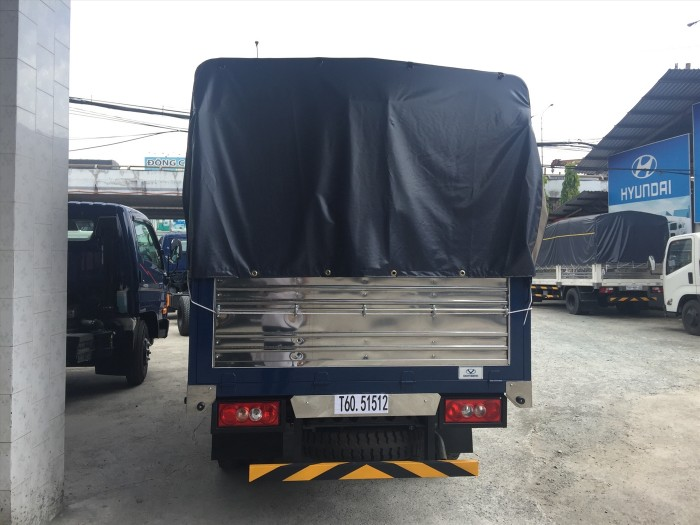 Xe tải Đô Thành IZ49 2,5 tấn 2018 vào TP, Euro 4 4