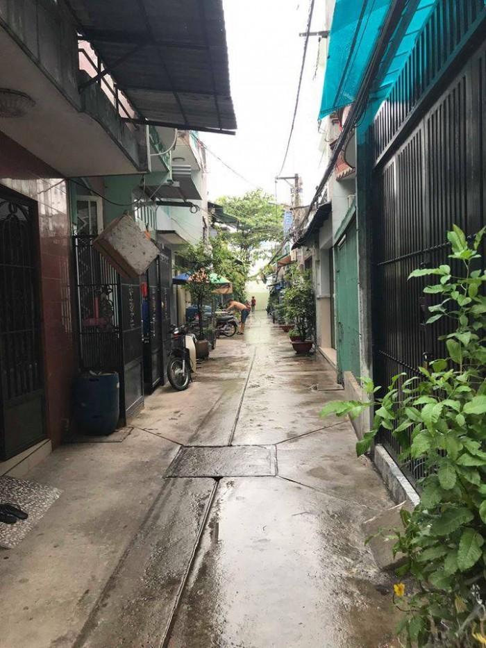 Bán nhà 2.19 tỷ, 3.5x10m, Hẻm 4m Tân Hòa Đông, P.Bình Trị Đông, Q.Bình Tân