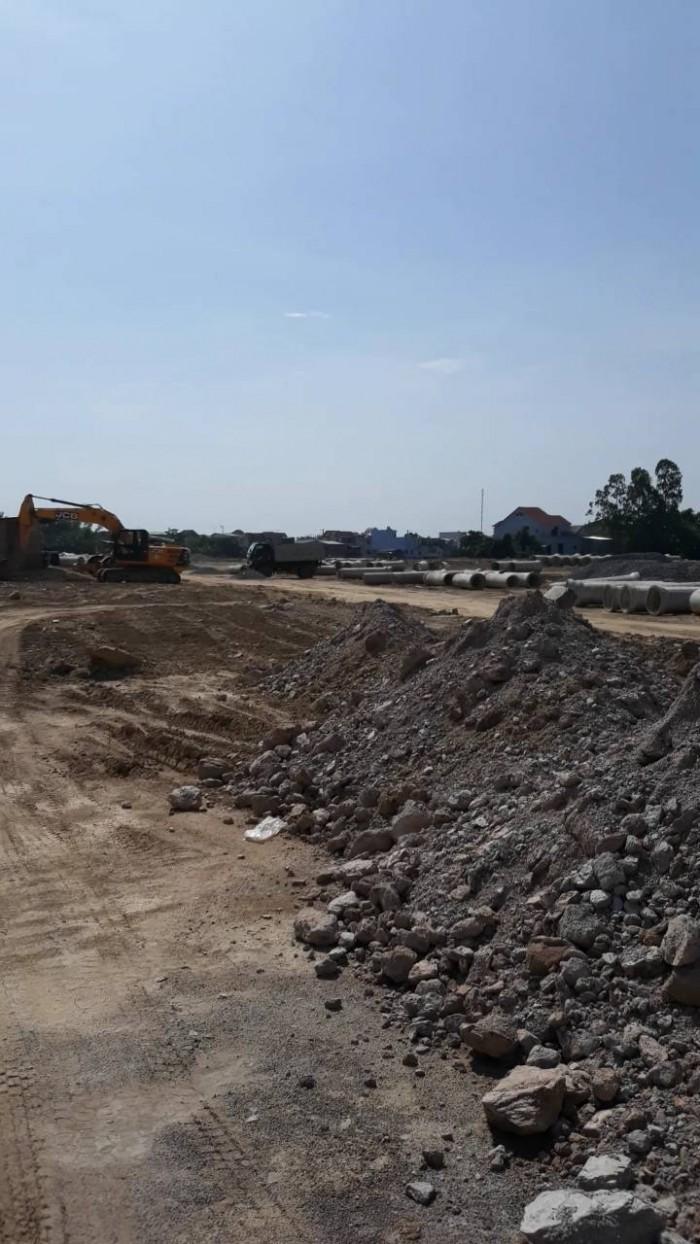 Đất dự án gần chợ Thanh Quýt, mặt tiền đường 33m, đối diện QL1A, QN