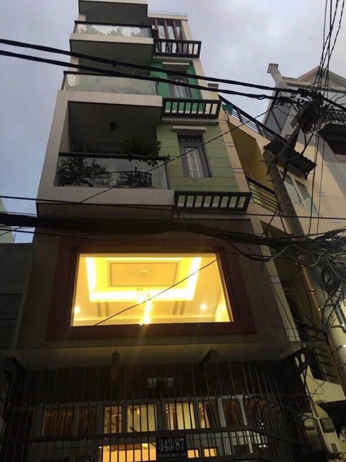Bán nhà Tân Bình, Phạm Văn Hai Phường 3, 51 m2, 7.4 tỷ TL.