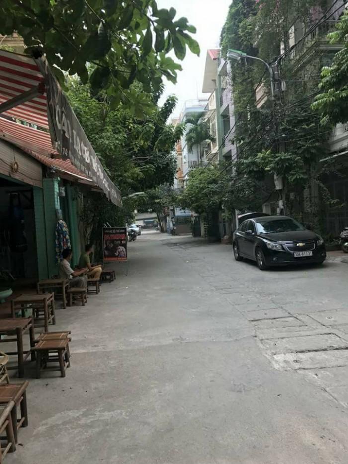 Bán nhà phố Nguyễn Xiển, 78m2 x 5T, lô góc, VỈA HÈ, 2 mặt tiền, 11.2 tỷ.