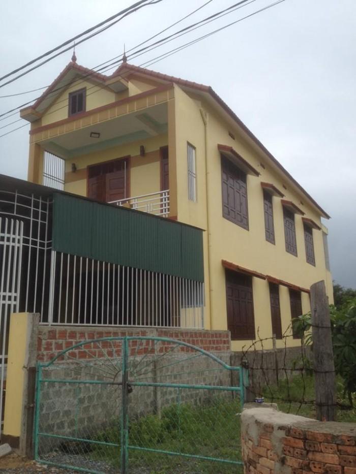 Bán nhà 2 tầng đầy đủ nội thất