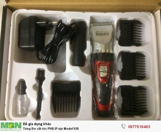 Tông Đơ cắt tóc PHILIP sịn Model 9280