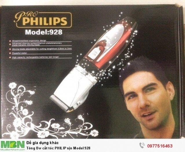 Tông Đơ cắt tóc PHILIP sịn Model 9281