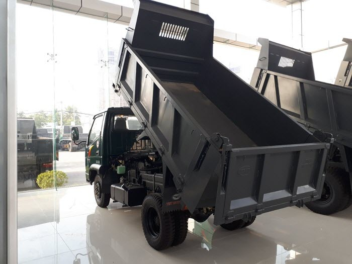 Xe ben 2 tấn 4 máy hyunhdai ( 2,8 khối ) 2