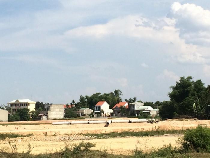 Bán đất Điện Thắng Trung nơi an cư lý tưởng- nhiều tiện ích-680 triệu/ 1 lô